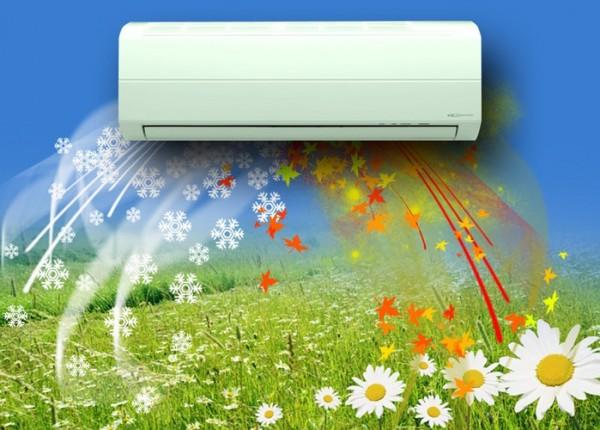 кондиционер и вентиляция