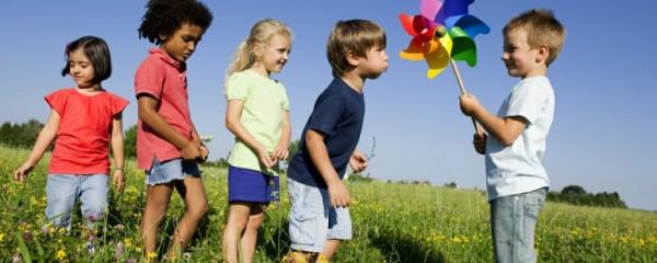 дети и альтернативная энергия