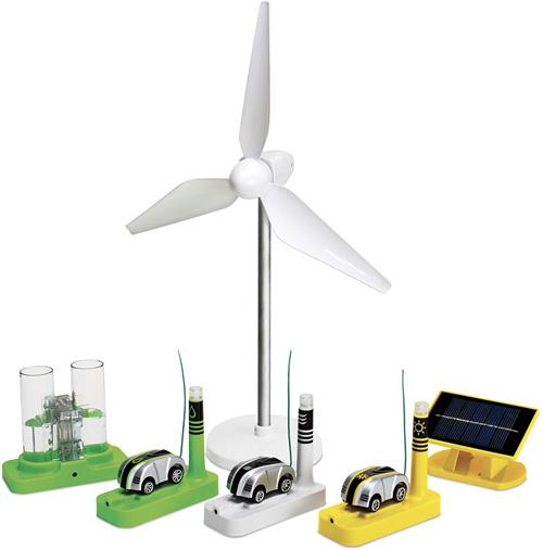 игровой набор на возобновляемых источниках