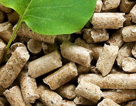 твердое биотопливо
