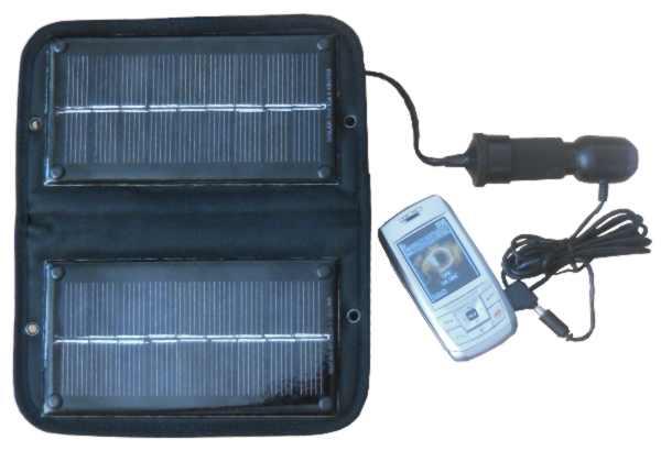 Как сделать зарядное на солнечных батареях