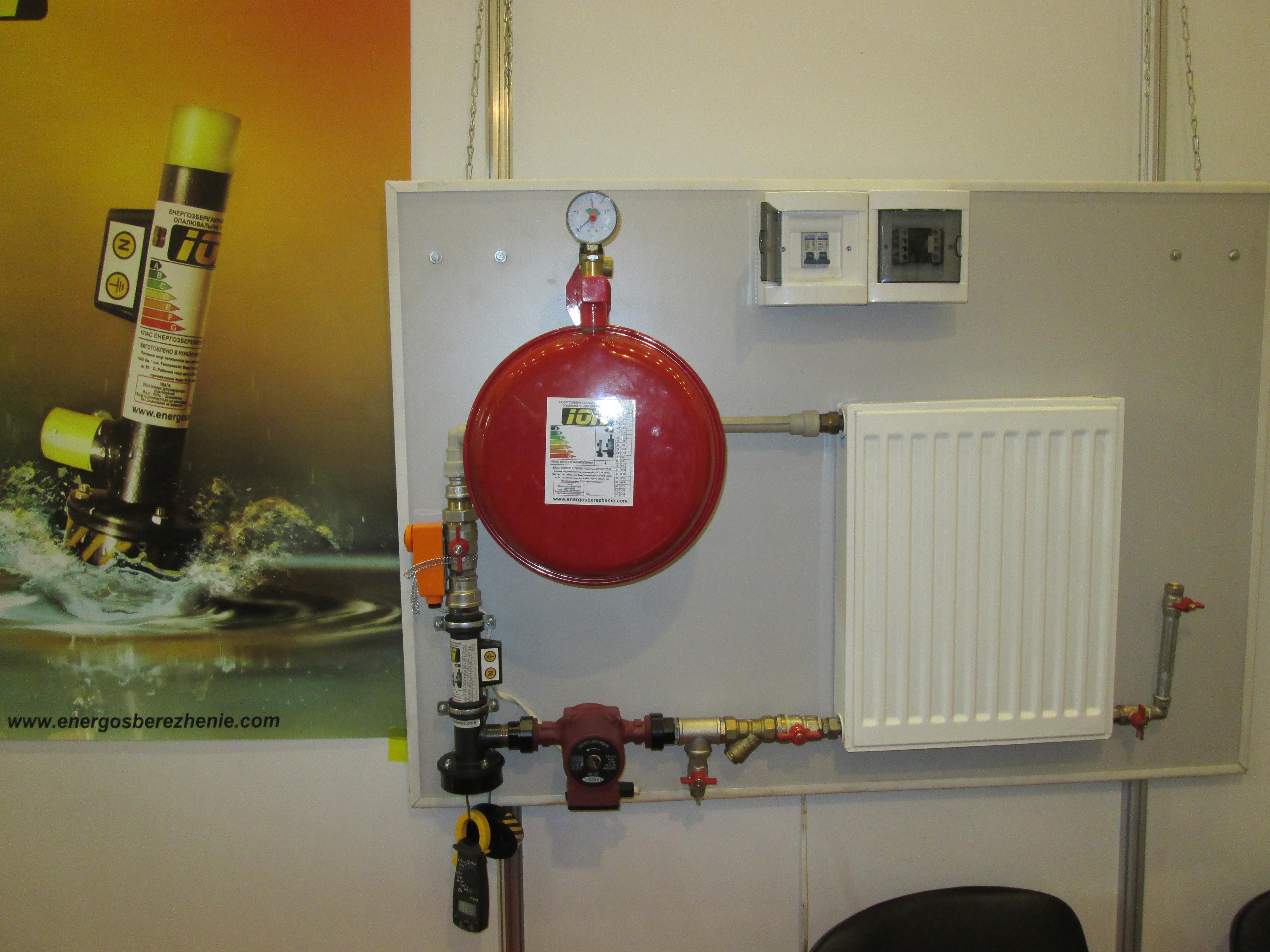 электродный котел отопления для дома