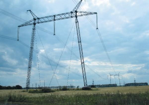 ВЛ 750 кВ Ровенская АЭС-Киевская