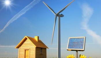Альтернативные источники энергии для дома.
