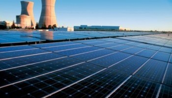 Самая большая в мире солнечная электростанция.
