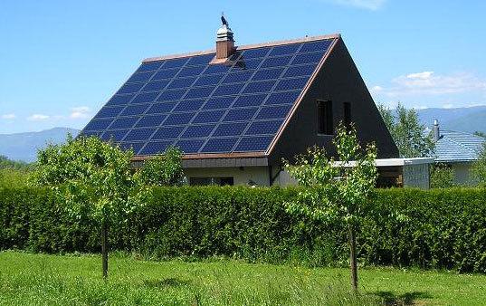 солнечная энергия-источник электричества