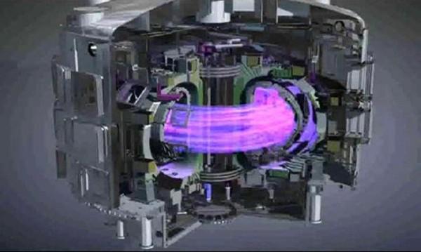 термоядерный реактор ИТЭР