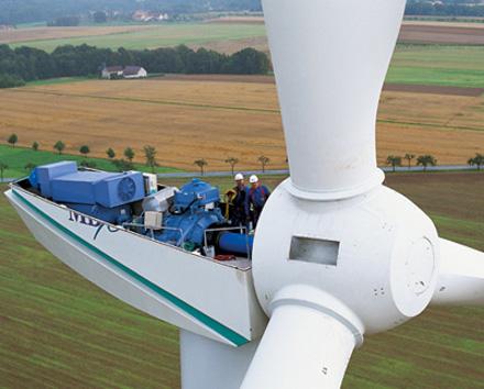 ветроэнергетика в Германии