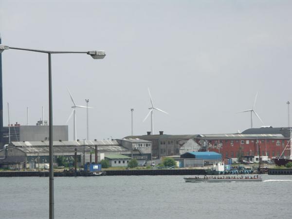 Дания-страна ветроэнергетики