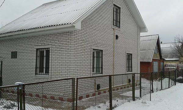 дом с газовыми конвекторами