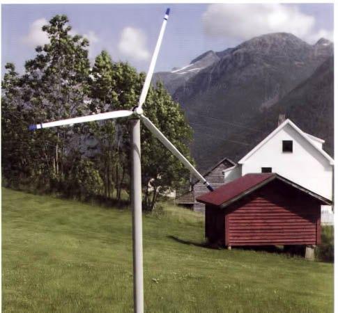 экологически чистая энергия ветра