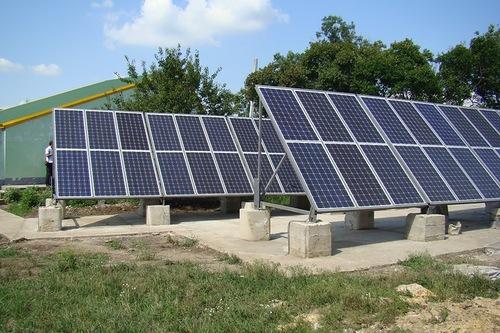 фотоэлектрические станции зеленый тариф