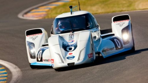 гибридный автомобиль рекорд скорости