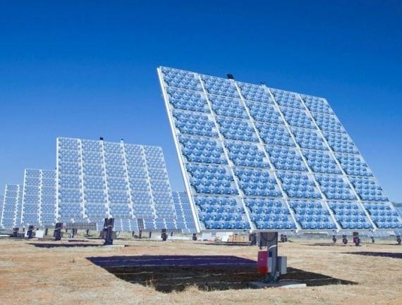 Концентраторы солнечных лучей