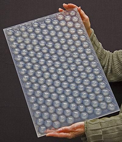 линзовые солнечные концентраторы SolFocus