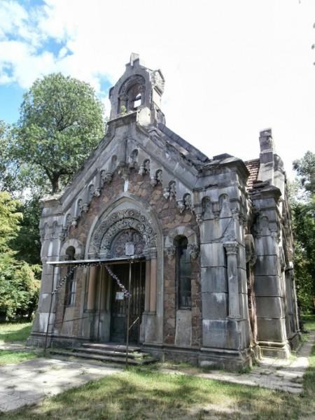 мавзолей-часовня Потоцких-Свейковских