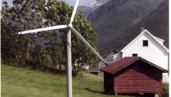 Экологически чистая энергия от ветра
