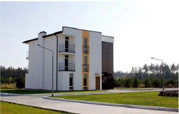 об одной технологии энергоэффективного жилья