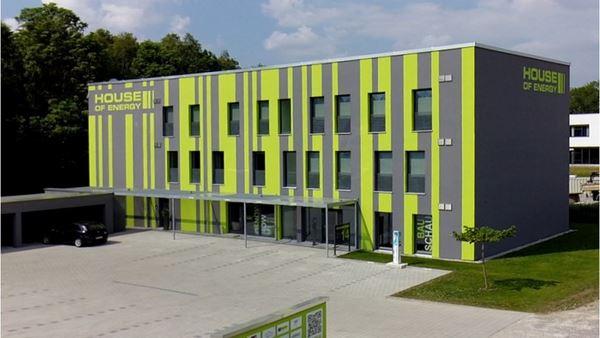 пассивный дом в Германии
