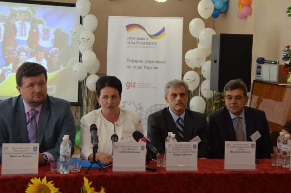 пресс-конференция с участием директора проекта