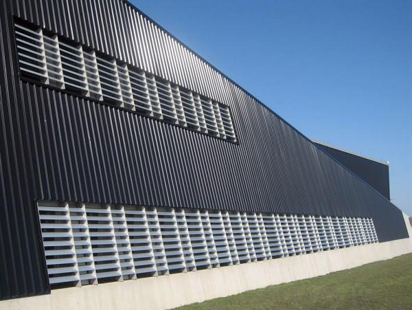 солнечная стена