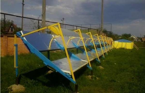 солнечная тепловая станция
