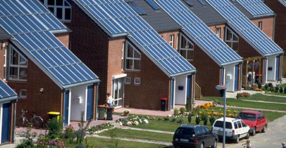 солнечные крыши