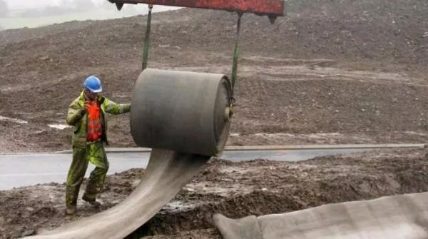 бетонный холст