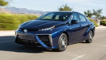 Водородное топливо в автомобилях