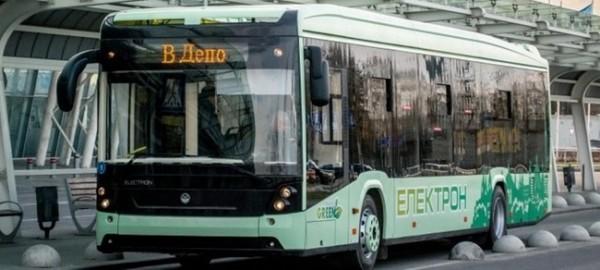 украинский электробус
