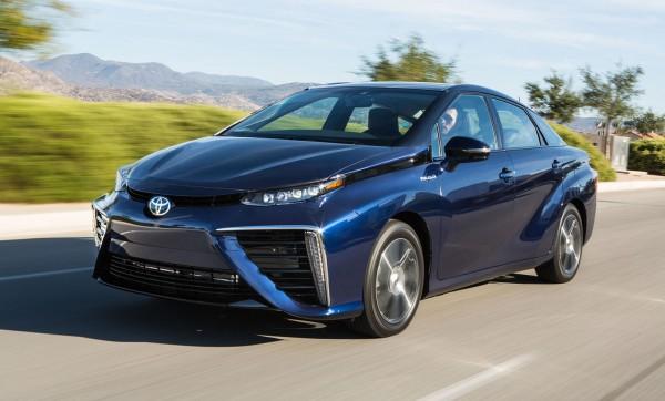 водородное топливо в автомобиле