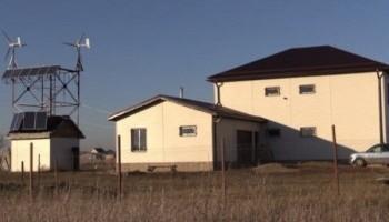 Дом с альтернативным электроснабжением