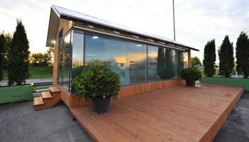 Энергоэффективное жилье с автономным энергоснабжением