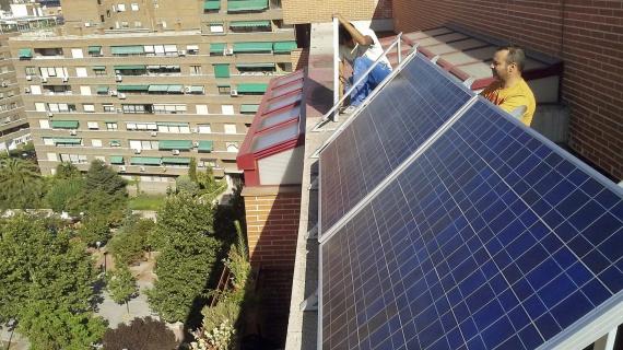 блокчейн солнечные панели