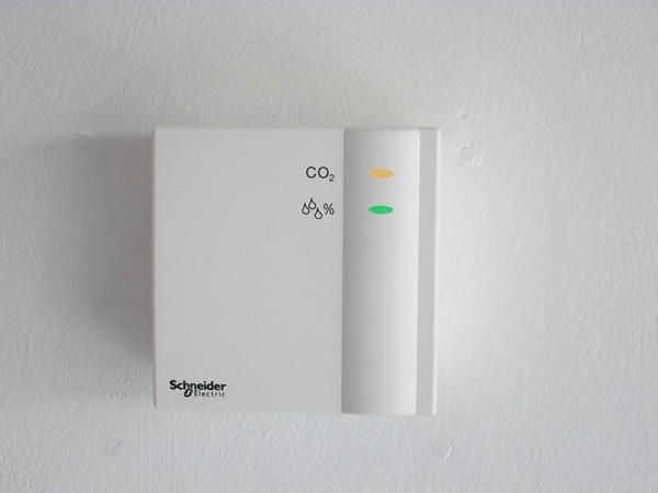 датчик СО2 и влажности
