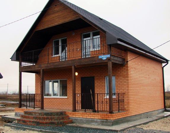 инерционный дом