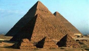 Тепловая машина пирамиды Хеопса