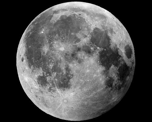 разработка Луны