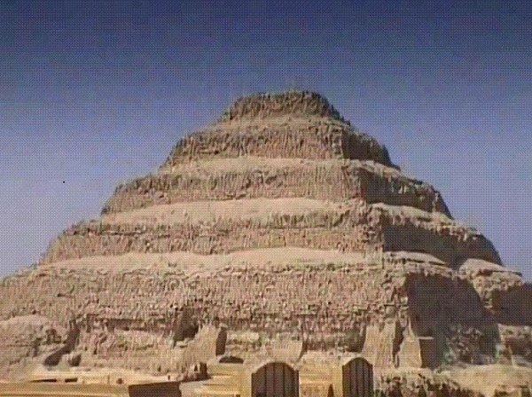 ступенчатая пирамида