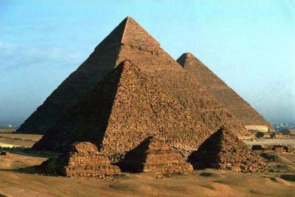 Тепловая машина пирамиды